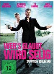 Coverbild Salvation Boulevard
