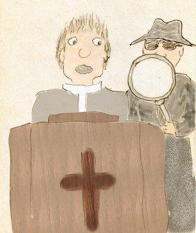 Prediger wird ausspioniert