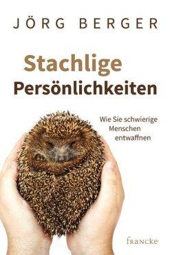"""Buchcover """"Stachlige Persönlichkeiten"""""""