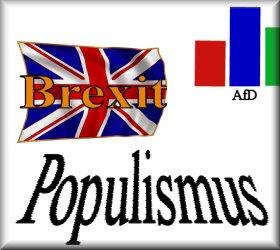 populismus / Brexit / Afd
