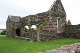 Kirchenruine auf Iona