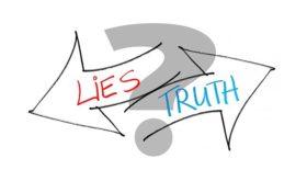 Lügen oder Wahrheit?